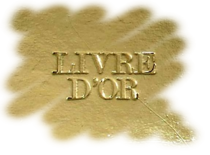 Livre d'or